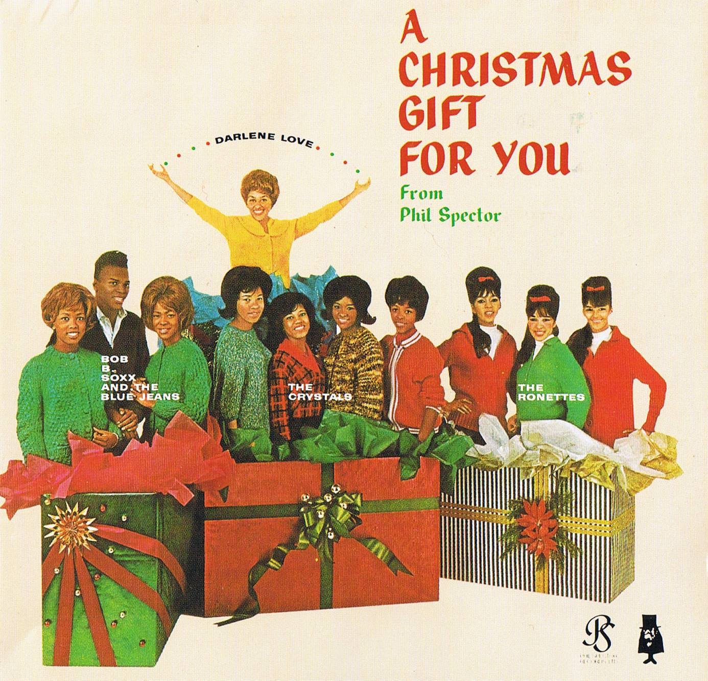 142 – Various Artists – A Christmas Gift to You from Phil Spector ...